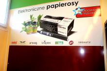 Tablica reklamowa z PCV