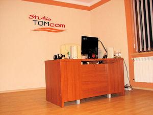 Biuro firmy Studio TOMcom
